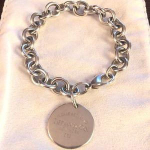 "Tiffany & Co ""Return to Tiffany @ Co"" bracelet"